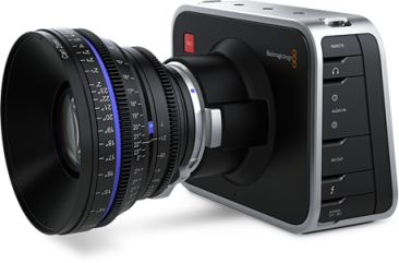 Аренда кинокамеры Blackmagic Cinema Camera EF